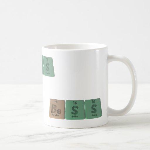 name-Bess-Be-S-S-Beryllium-Sulfur-Sulfur Coffee Mug