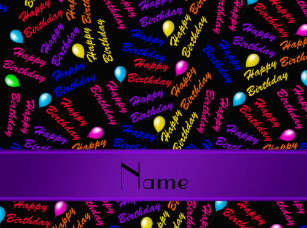 Happy Birthday Balloons With Names ~ Happy birthday balloons trailer hitch covers towing hitch covers