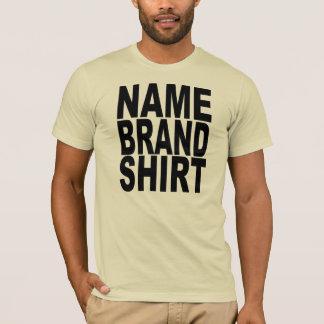 NAME BRAND SHIRT