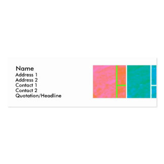 Name-card:pop2 Business Card Template