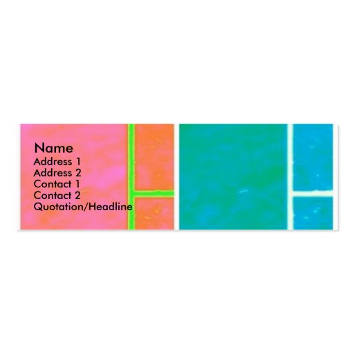 name card :pop business card template