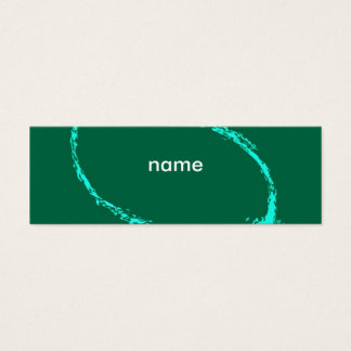 NAME CARD TEMPLATE
