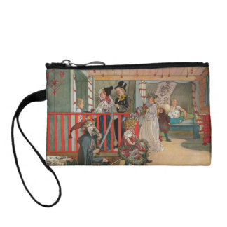 Name Day at the Storage House Coin Wallet