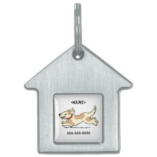 name dog tag pet ID tags
