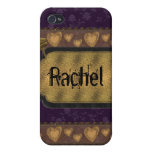 Name Goth Style 4 iPhone 4/4S Covers