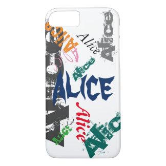Name Graffiti iPhone Case - Customizable!
