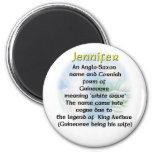 Name  Meaning Jennifer Refrigerator Magnets
