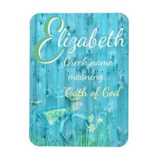 Name Meaning Magnet: Elizabeth, Oath of God Magnet
