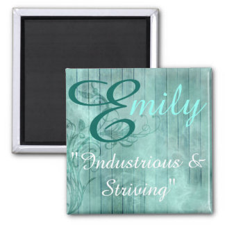 Name Meaning Magnet Emily