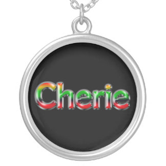 Name Necklace ~ Cherie ~