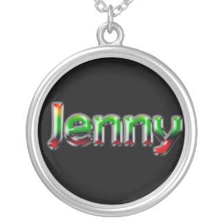 Name Necklace ~ Jenny ~
