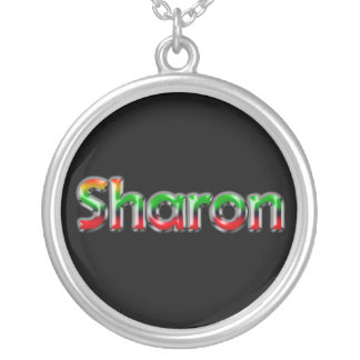 Name Necklace ~ Sharon~