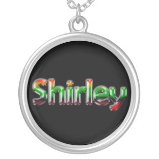 Name Necklace ~ Shirley ~