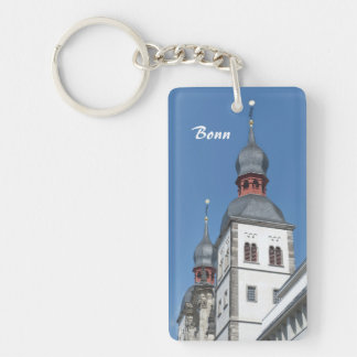 Name of Jesus Church in Bonn Keychain