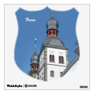 Name of Jesus Church in Bonn Wall Decal