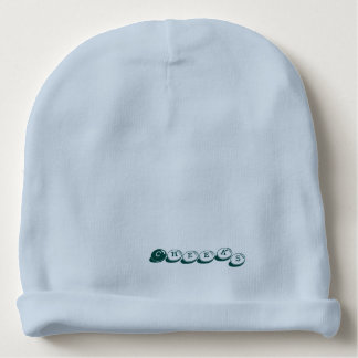 Name or Nickname baby beanie hat