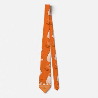 Name orange baby bottle rattle pacifier tie