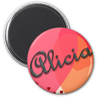 Name Personalized gifts Magnet