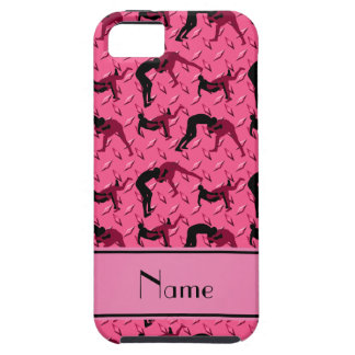 Name pink diamond steel plate wrestling iPhone SE/5/5s case