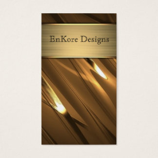 Name Plate Business Card