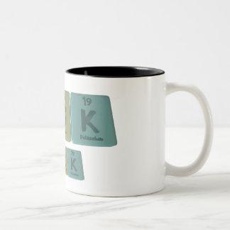 name-Pok-P-O-K-Phosphorus-Oxygen-Potassium Coffee Mug
