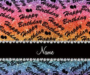 Happy Birthday Balloons With Names ~ Happy birthday balloons car air fresheners zazzle