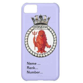 Name, rank, Number, HMS Bermuda Cover For iPhone 5C