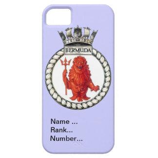 Name, rank, Number, HMS Bermuda iPhone SE/5/5s Case