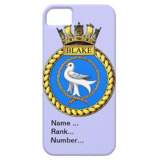 Name, rank, Number, HMS Blake iPhone SE/5/5s Case