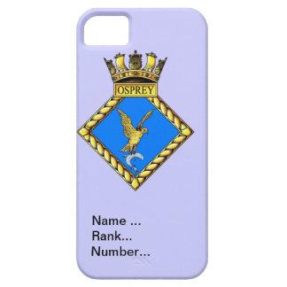 Name, rank, Number, HMS Osprey iPhone SE/5/5s Case