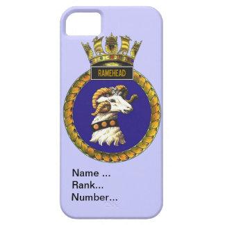 Name, rank, Number, HMS Ramehead iPhone SE/5/5s Case