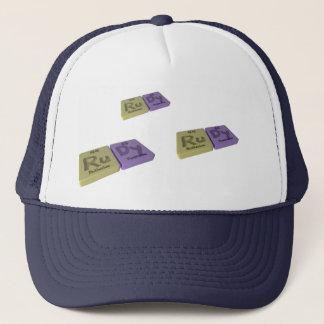 name-Rudy-Ru-Dy-Ruthenium-Dysprosium Trucker Hat