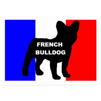 name silo on France flag.png Postcard