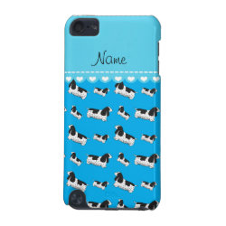 Case-Mate Barely There 5th Generation iPod Touch Case with Cocker Spaniel Phone Cases design