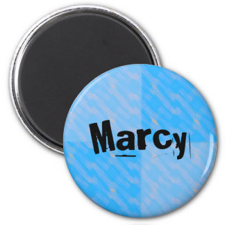 name stickers 2 inch round magnet