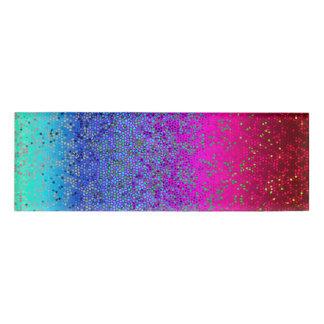 Name Tag Glitter Star Dust