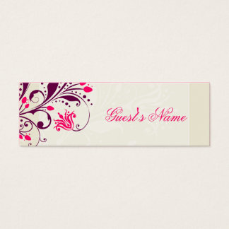 NAME TAG :: lily