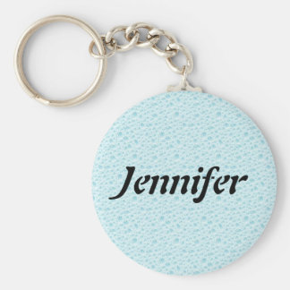 Name Template keychain