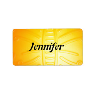 Name Template Label Address Label