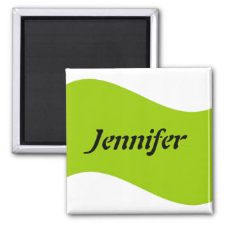 Name Template Magnet