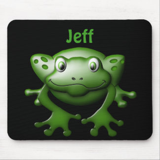 Name That Frog Mouse Pad