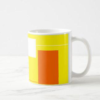 Name The Shapes Activity Coffee Mug
