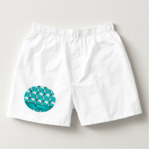 Name turquoise penguins igloo fish squid boxers