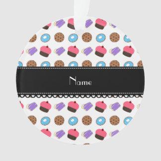 Name white cupcake donuts cake cookies