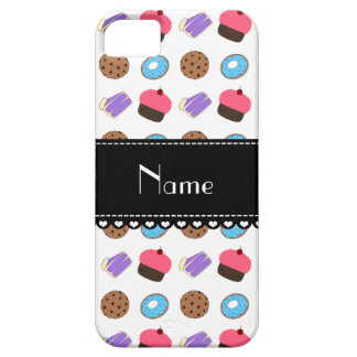 Name white cupcake donuts cake cookies iPhone 5 cases