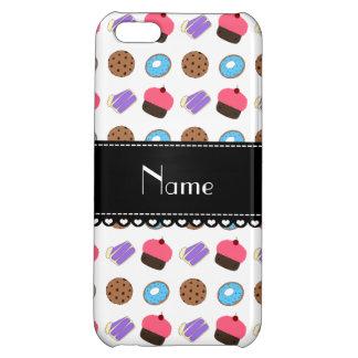 Name white cupcake donuts cake cookies iPhone 5C cover