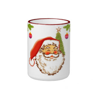 Name Your Father Christmas Mug