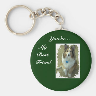 Name Your Keychain Pet Key Chain- Best Friend