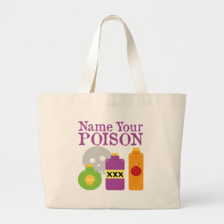 Name Your Poison Bags