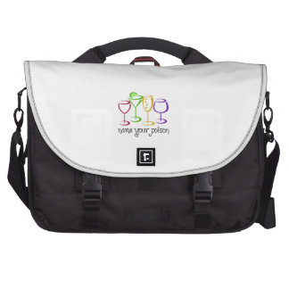 Name Your Poison Laptop Bags